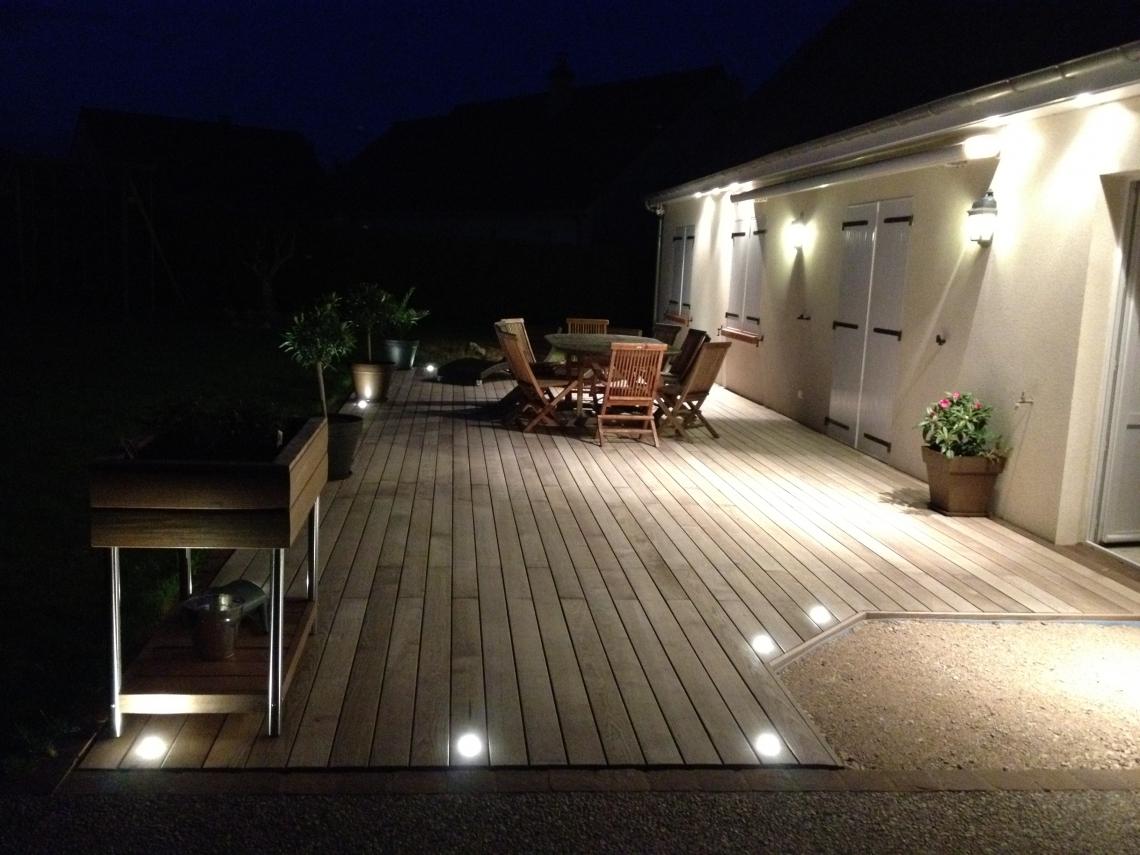 Eclairage De Terrasse Exterieur eclairage exterieur